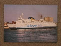 SEALINK EARL GRANVILLE - Ferries