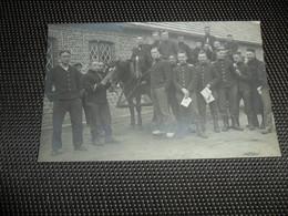 Camp De Beverloo ? Leopoldsburg ?  Bourg - Léopold ?  - Carte Photo  Fotokaart - Leopoldsburg (Camp De Beverloo)
