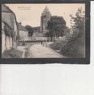 28  HANCHES -  La Tour De L' Eglise - Other Municipalities
