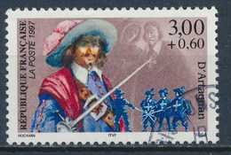 France - Héros D'aventures - D'Artagnan YT 3117 Obl - Frankreich