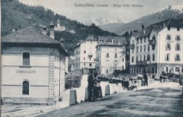 COMEGLIANS   CARNIA         BORGO DELLA STAZIONE - Andere Steden