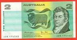 Australia 1983. 2 Dollars. UNC. - Emisiones Gubernamentales Decimales 1966-...