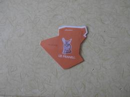 Magnet Savane  Brossard Afrique:le Fennec - Magnets