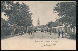 ROESELARE   LA CHAUSSEE DE MENIN - Roeselare