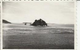 Singapour : Entrée De La Baie - 1947 - Vue Prise Du Bateau - Ile De France ( Format 8,5cm X 5,7cm ) - Places