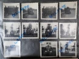 Duitse Foto's, 40-45 Fahrschule Tervueren - Militaria
