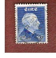 IRLANDA (IRELAND) -  SG 164   -  1957 J. REDMOND, POLITICIAN   - USED - 1949-... Repubblica D'Irlanda
