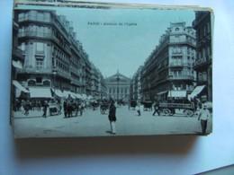 Frankrijk France Frankreich Parijs Paris Avenue De L' Opéra Vieux - Frankrijk
