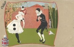 Carte Pub Cibils Pierrot - Advertising