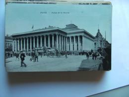 Frankrijk France Frankreich Parijs Paris Palais De La Bourse Vieux - Frankrijk