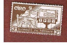 IRLANDA (IRELAND) -  SG 176   -  1958  CONSTITUTION  - USED - 1949-... Repubblica D'Irlanda