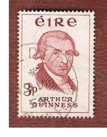 IRLANDA (IRELAND) -  SG 178 -    1959 GUINNESS BREWERY  - USED - 1949-... Repubblica D'Irlanda