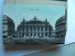 Frankrijk France Frankreich Parijs Paris Palais Opéra  Vieux - Frankrijk