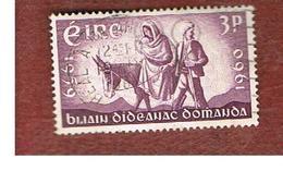 IRLANDA (IRELAND) -  SG 180 -    1960 WORLD REFUGEE YEAR  - USED - Usati