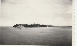 Singapour : Ile Avant D'arriver à Singapour - 1947 - Prise Du Bateau - Ile De France ( Format 8,5cm X 5,7cm ) - Places
