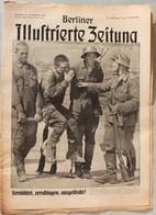 Berliner Illustrierte Zeitung 1941 Nr.43 Vernichtet, Zerschlagen, Ausgelöscht! - Deutsch