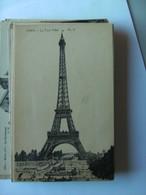 Frankrijk France Frankreich Parijs Paris Eiffel Tour Vieux - Eiffeltoren
