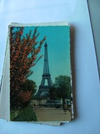 Frankrijk France Frankreich Parijs Paris Eiffel Tour Et Arbres - Eiffeltoren