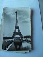 Frankrijk France Frankreich Parijs Paris Eiffel Tour Et Eau - Eiffeltoren