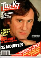 Tele K7 N°391 Gerard Depardieu Marie Anne Chazel Jean Carmet +++TBE+++ PORT GRATUIT - Fernsehen