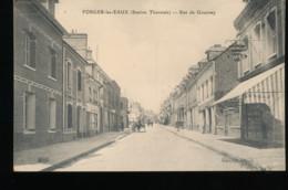 76 -- Forges - Les - Eaux -- Rue De Gournay - Forges Les Eaux