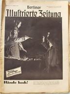 Berliner Illustrierte Zeitung 1941 Nr.14 Hände Hoch! Polnische Bauersfrau Mit Deutscher Armeepistole - Revues & Journaux