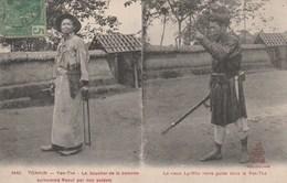 Tonkin Yen The Le Boucher De La Colonne - Viêt-Nam