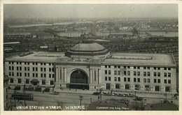 CANADA  WINNIPEG  Station - Winnipeg