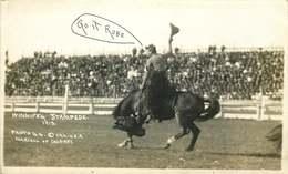 CANADA  WINNIPEG  RODEO COWBOYS - Winnipeg