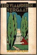 Eer Vlaanderen Vergaat (Oorlogsboek) - Livres, BD, Revues