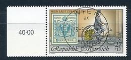 ÖSTERREICH Mi. Nr. 2222 Internationale Briefmarkenausstellung WIPA 2000, Wien - Used - 1945-.... 2nd Republic