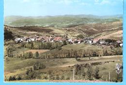 Saint-Priest-La-Prugne (St Just En Chevalet-Renaison-Roanne-Loire)-1970-vue Panoramique Du Village-Edit.du Lys - Roanne