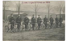 BELGISCH LEGER ARMEE BELGE  Cyclisten Cyclistes - Regiments