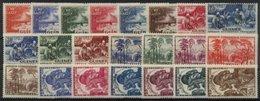 Guinée, N° 125 à N° 146* Y Et T - Neufs