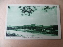 CAO BANG  LA MISSION AU BORD DU BANG GIANG - Cartes Postales