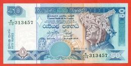 Sri Lanka 1995. 50 Ruppes. UNC. - Sri Lanka