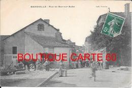10- BAROVILLE -RUE DE BAR SUR AUBE - France