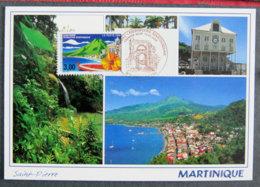 FRANCE - 1999 - FDC 3244 - ST PIERRE DE LA MARTINIQUE - FDC