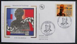 FRANCE - 2006 - FDC 3903 - MEMOIRES DE L ESCLAVAGE - FDC