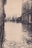 MONTARGIS         CRUE DU 20 JANVIER 1910.             RUE PERRIER . CERCLE MILITAIRE - Montargis