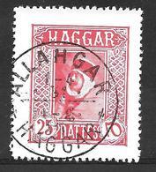 HAGGAR ALLAHGAR 1er Avril 1931 25 Dattes Rouge Dentelé Canular TBE - Other