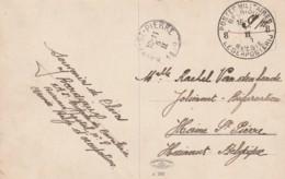 ***  Poste Militaire Belge - Kleve Westphalie (Allemagne ) - CLEVE Total - - War 1914-18