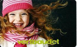 Carte Cadeau - Vertbaudet  GIFT CARD /GESCHENKKARTE - Cartes Cadeaux