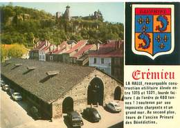 Cpsm - Cremieu    , La Halle        AH778 - Crémieu