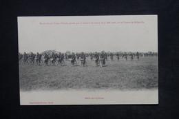 MILITARIA - Carte Postale - Revue Du 20ème Corps D 'Armées  En 1906 , Soldats à Bicyclettes - L 24061 - Manovre