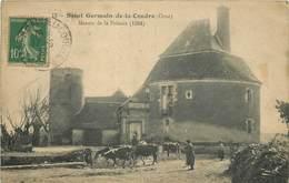 SAINT GERMAIN DE LA COUDRE - Manoir De La Frénaie. - France