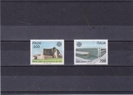 ITALIE 1987 EUROPA Yvert 1742-1743 NEUF** MNH - 1946-.. République