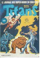 TITANS N° 53 - LA GUERRE DES ETOILES   - 1983 - Titans