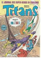 TITANS N° 54 - LA GUERRE DES ETOILES   - 1983 - Titans