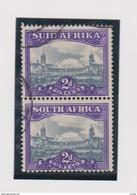 AFRIQUE DU SUD  Colonie Britannique  N° 24 Et 31 Paire Verticale  Oblitérée - Südafrika (...-1961)